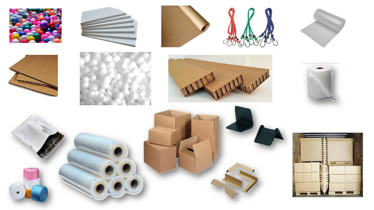 packing materials for packers and movers