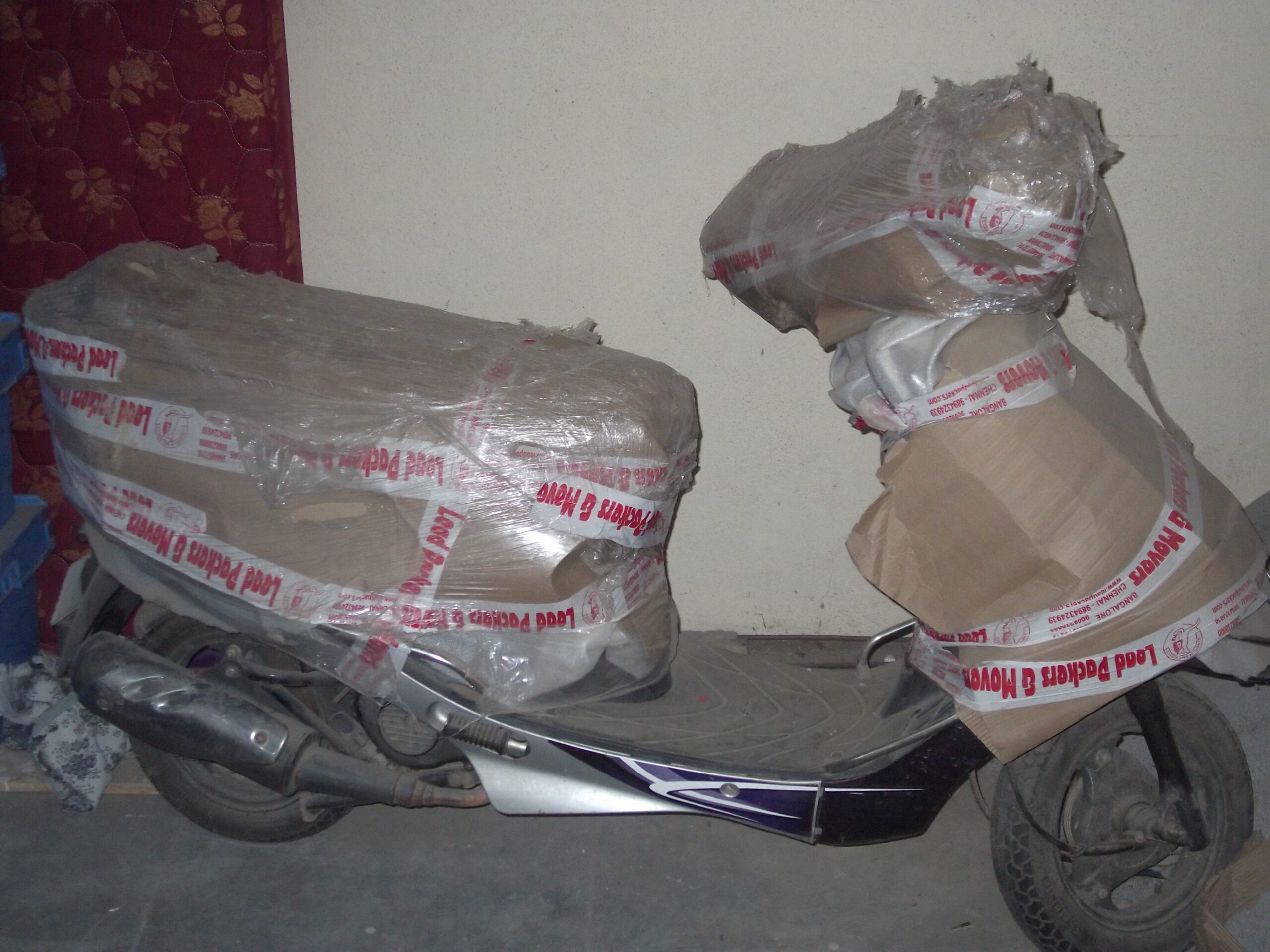 movers and packerd in hedge nagar